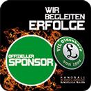 Offizieller Sponsor der Vfl Oldenburg Damen Handballmannschaft