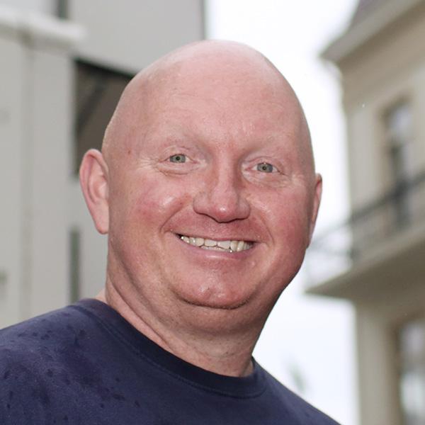 Ein Portrait von Heiko Behrens